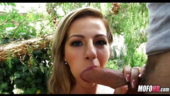 Fucking this Hottie after picking Her up