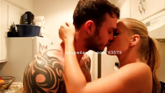 Cliff Jensen and Diana Kissing Video 3