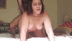 Wife Fucked by Stranger While Hubby Coaches