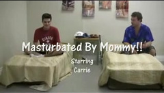 Carrie Moon - sorting 2 young guys