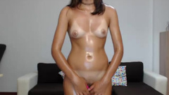 SexyBadGirll Oiled
