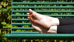 Feet 008 - Relaxing Feet