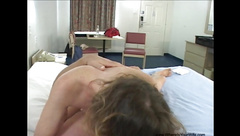 Tiny Anal Petite Wife Gets Butt Fucked ANAL MILF