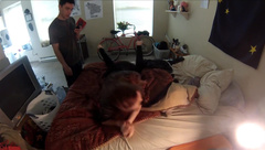 Student fuck session