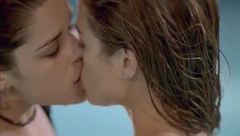 Denise Richards Topless Lesbian Scene With Neve Campbell