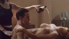 Denise Richards Steamy Threesome Sex Scene