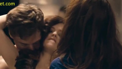 Roxane Mesquida having a threesome in Kiss Of The Damned