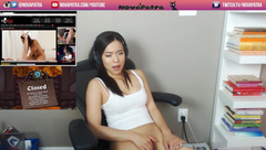 twitch streamer masturbates on a live stream