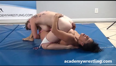 The Best Revenge Fuck Video. Watch Lesbos Fight for Revenge on Academy Wrestling