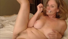 Ladybabs, Pretty Granny Chaturbating In Her Room