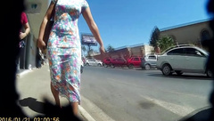 rabuda de vestido (big ass in dress) 246