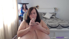 Posh mature goddess Suzie with all natural 44m cup tits