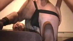 Bear anal fucked and creampied
