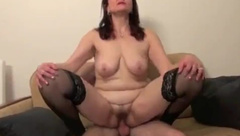 Horny cleaner mom.mp4