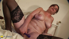 Kinky housewife loves showing her nasty ways