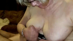 big boobs mature blonde wife playing with dick I found her at nowhook.com