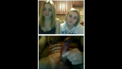 Webchat #24 Webcam girls see my sudden diskflash