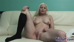 Delicious Alli uncovers her steaming hot body