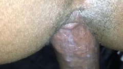Creamy Young Ebony Pussy Destroyed by BBC BACKSHOTS