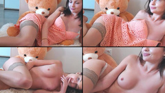 HoneyIAmHome puts me to bed and makes me cum so hard in free webcam show 2017-07-22_133001