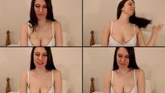 KissAllie moaning wet orgasm - playing with hitachi massager and anal butt plug in free webcam show 2017-06-28_100946