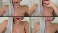 Claraa1 get naked and use a glass dlldo, and a suction device on her clit in free webcam show 2017-06-29_062251