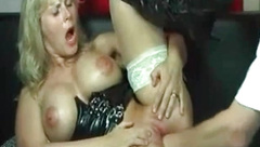 Check my MILF Wife fisted really hard and loves it