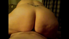 Reverse cowgirl great ass
