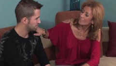 Stepmom fuck with boyfriend- More On HDMilfCam.com