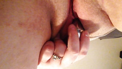 My wife loves to play with herself