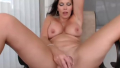Playful mom real cougar masturbates outdoor-plentyshows com.mp4