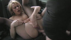 FakeTaxi Anal sex pays for Czech babes fare in London cab