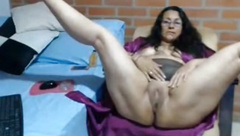 colombiana 53 years old webcam