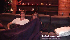 Lelu Love-Movie Night Cuckolding Creampie