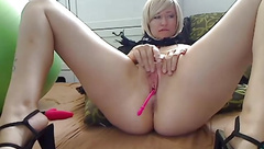 Webcam Hardcore Part 67 - Blonde German