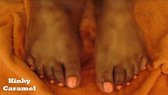 Ebont Foot Worship Preview