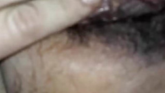 wife enjoy his pussy