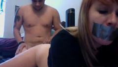 Bootilicious babe punished on livecam 2