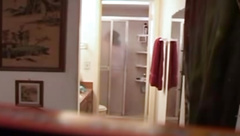 Roomies Takes Turns In The Shower Hidden Cam Clip 1