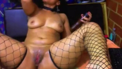 Booty butt latina extreme fists ass n squirts all over