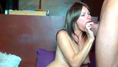 monster dick johnny & abby BJ labia poited tits part.5