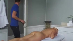 Alexis Fawx In Mother in Law Massage HD