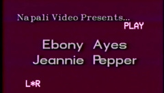Ebony Ayes & Jeannie Pepper - Friendly Persuasion.