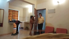 desi indian wife fully naked room service