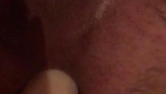 My Filipina wife fuck me with a Dildo