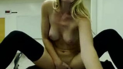 cam model masturbates in classroom after hours