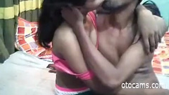 Young desi indian lovers fuck on webcam - otocams.com