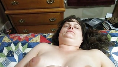 BBW Wife Getting Fucked On Cam