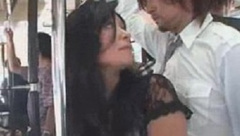 Japan Milf touched in the bus - Part 2 On HDMilfCam.com