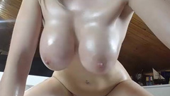 wildtequilla-2018-02-02 oily camshow